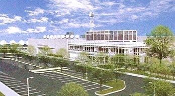 New WPVI Building
